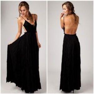 Backless ANGL dress